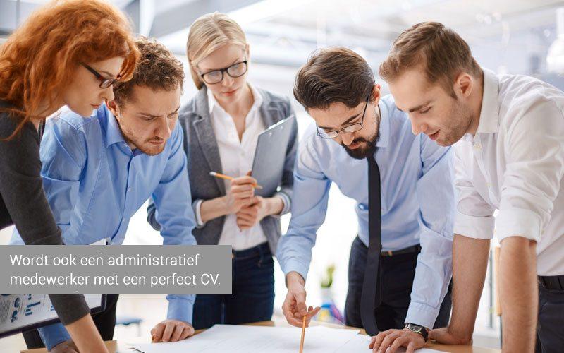 cv administratief medewerker