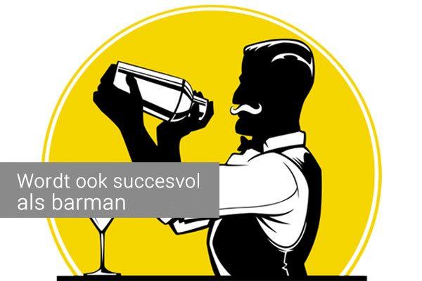 cv barman voorbeeld nodig voor het realiseren van een droombaan