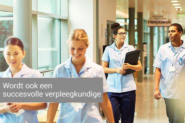 cv verpleegkundige