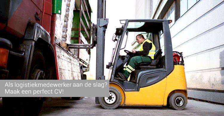 cv logistiekmedewerker