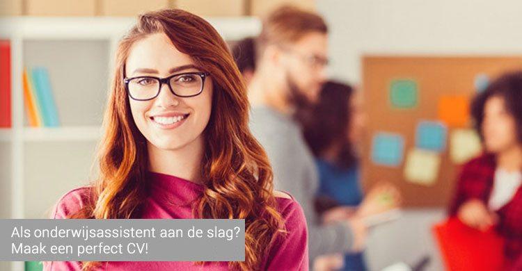 cv onderwijsassitent