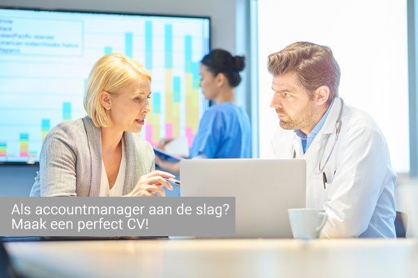 voorbeeld cv accountmanager
