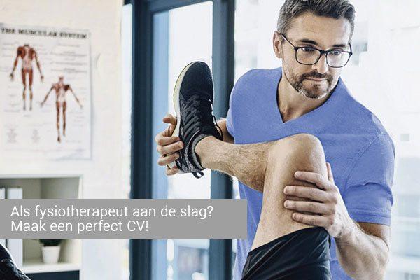 cv voorbeeld fysiotherapeut