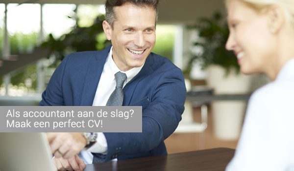 Accountant voorbeeld CV – Gratis Download