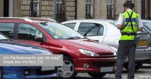 cv parkeerwacht