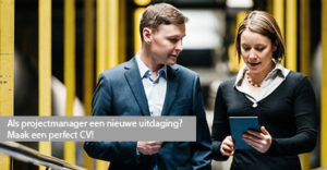 cv projectmanager