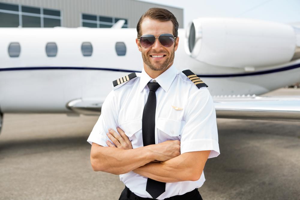 Goed betaalde banen: de piloot